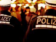 Region: Advent unter Polizeischutz: Mehr Beamte in und um Augsburg