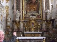 Dillingen: Wenn das Bild der Gottesmutter verschwindet