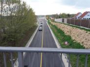 : Vollsperrung in Richtung Augsburg