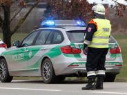 Dillingen: 7000 Euro Schaden nach Auffahrunfall