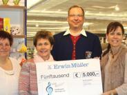 Spende: 5000 Euro für Stadtkapelle