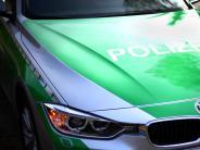 Dillingen: Auto aufgebrochen und Kennzeichen gestohlen