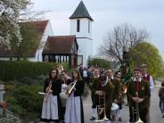 Jubiläum: Das ganze Dorf ist stolz auf die Kapelle