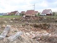 Abbruch in Zusamaltheim: Die alte Ziegelei steht nicht mehr
