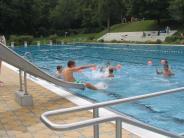 Für Wasserraten in Wertingen: Das Freibad öffnet am 14. Mai