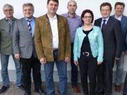 Führungswechsel in Wertingen: Ein neues Team führt jetzt die CSU Wertingen