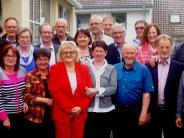 Wertingen: Ehemalige Schüler feiern Wiedersehen