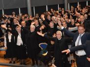 Dillingen: Wenn sogar der Papst gratuliert