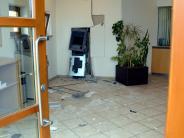 Kicklingen: Bankautomat gesprengt