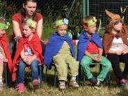 "Wortelstetten: Schildkröte ""Trampeltreu"" erfreut Gäste"