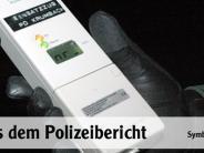 Wertingen: Betrunkener ohne Fahrerlaubnis mit Auto unterwegs