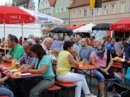 Lauingen: Flashmob statt Cityfest