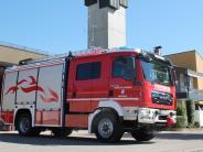 Feuerwehr Wertingen: Was das neue Fahrzeug alles kann