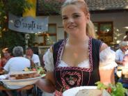 Region Wertingen: Volle Biergärten