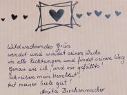 Schreib-Lust in Roggden: Die Handschrift ist auf dem Rückzug