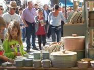 Dillingen: Etwa 10000 Besucher pilgern zum Häfelesmarkt