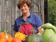Obermedlingen: Anni Kleiber warnt vor Kürbisnachzucht