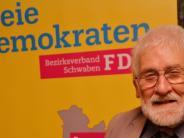 Dillingen/Donau-Ries: Die FDP will's wissen