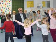 : Kinder danken Bürgermeister