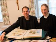 Dillingen: Eine Schwester, ein Bruder und ganz viele Briefmarken