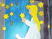 : Advent: Fenster werden wieder dekoriert