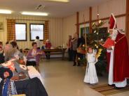 Geselligkeit: Der Nikolaus sagt Danke