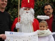 """: Der Nikolausmarsch beschert der """"Kartei der Not"""" 4000 Euro"""