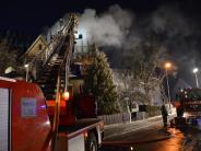 Bildergalerie: Feuer in Lauingen
