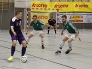 Futsal: Vorrunde zur Schwäbische Hallenmeisterschaft in Wertingen
