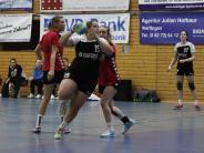 Handball Landesliga Frauen: Erneute Niederlage des TSV Wertingen gegen Schleißheim