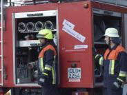 : Neuzugänge bei der Feuerwehr Binswangen