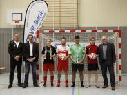 Futsal Raiffeisencup: Roggden und Wertingen qualifizieren sich für Endrunde