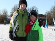 Wintersport: Endlich ist das Eis fest genug