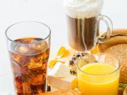 Gesundheit: Trinken Sie gern Kaffee, Cola und Saft?