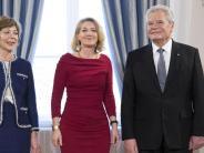 Landkreis/Berlin: Dillingens Chefärztin bei Gauck
