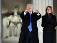 Leichte Sprache: Das Land USA hat einen neuen Chef
