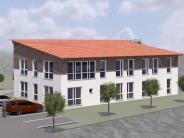 Aschberg: Ärztehaus: Holzheim gibt Gas