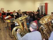 Aufstrebender Musikverein: Dorfkapelle wird zum Orchester