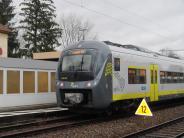 Landkreis Dillingen: Wenn der Zug nicht kommt