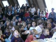 Landkreis Dillingen: 100 Kinder singen