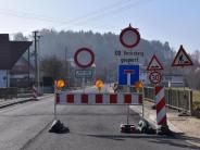 Straßenbau: Autofahrer kommen in Bocksberg nicht mehr durch