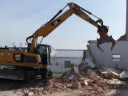 Villenbach: Altes Feuerwehrgebäude weicht Neubau in Villenbach