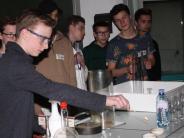 Anton-Rauch-Realschule: Wertinger Schüler zaubern und experimentieren