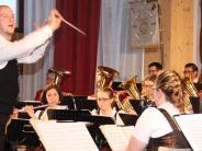 Benefizkonzert: Ring frei für die Blaskapelle Unterthürheim