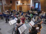 Stadtkapelle Wertingen: Musikalische Botschaft für die Bundeshauptstadt