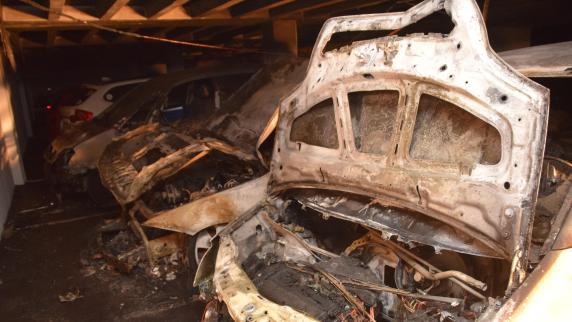Dillingen: Feuerteufel schlägt wieder in Dillingen zu