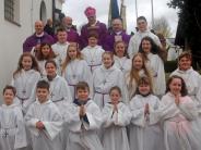 Visitation: Ein Bischofsvikar zum Anfassen