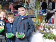 Markt: Ostern wird bunt