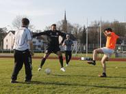 Dillingen: Tim Wiese kickt mit einem ganz besonderen Team
