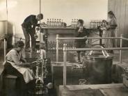 Bissinger Geschichte: Vor 80 Jahren feierten sie Hebauf